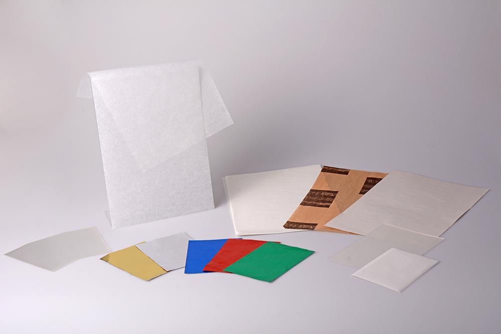 Papier / Découpes