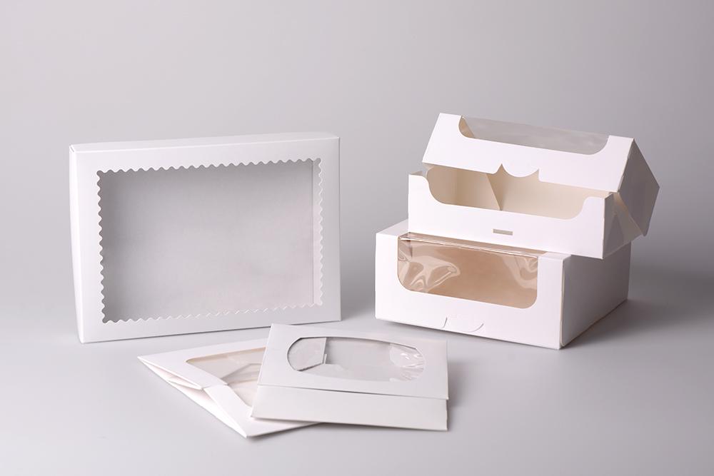 Boîtes avec Fenêtre